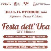 XIV Festa dell'Uva ad Alfonsine http://www.sagreromagnole.it/?p=4386