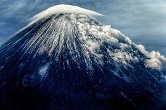 Kliuchevskoi - tallest volcano in northern hemisphere More in my extensive Kamchatka photo report >>> http://www.xflo.net/en/?p=1716