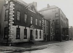 Doll's House, neighboring 5 Grenville place at the corner of Grattan Hill. The setting of a novel and a play, it was deemed 'unsafe' and demolished in 1966.