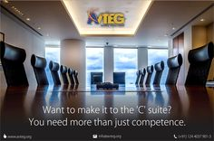 Want to make it to the 'C' suite, you need more than just competence  I have had a reasonably successful corporate career of over 25 years, one of my last positions being at a 'C' level in one of the largest telecom companies, before I decided to become an entrepreneur. Read the complete article on http://lnkd.in/eQQr-Zv
