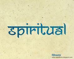 Fonts: Ananda Namaste (Neptouch Namaste and Neptouch fonts are inspired by Nepali Devanagari . Calligraphy Fonts Alphabet, Handwritten Fonts, Script Fonts, Font Alphabet, Monogram Fonts, Monogram Letters, Sanskrit Font, Sanskrit Language, Typography Poster Design