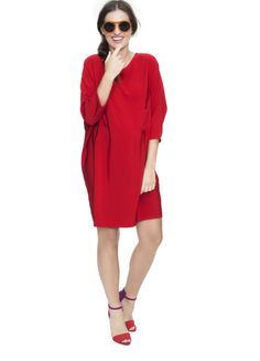 The Shirt Dress (HATCH's spring maternity collection)