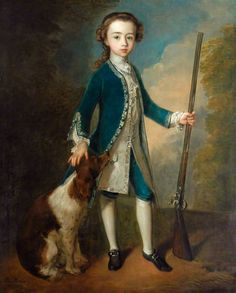 """John Brewster Darley"", Philippe Mercier, 1744; Scarborough Museums and Gallery SMG.1981.38 For Rinaldo"