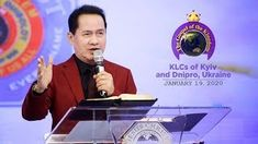 Gospel of the Kingdom by Pastor Apollo C. Quiboloy | January 19, 2020 Spiritual Enlightenment, Spirituality, Kingdom Of Heaven, Simile, Son Of God, Love Messages, Apollo, Worship, January