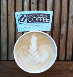 The best coffee shop in Sacramento! Beautiful and Delicious. We love making the short walk from our office to Chocolate Fish Coffee.
