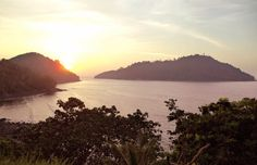 Karimata island