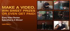 Make a Mya Hookah review video and win some sweet prizes!