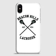 Beacon Hills Lacrosse iPhone 8 Plus Case Beacon Hills Lacrosse, Iphone Se, Phone Cases, Samsung Galaxy, Birthday, Hats, Christmas, Xmas, Birthdays