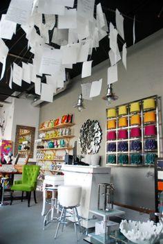 Shop in Warsaw