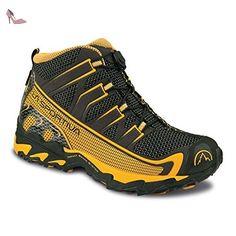 Falkon Kid GTX chaussures Noir 36–Jaune - Chaussures la sportiva (*Partner-Link)