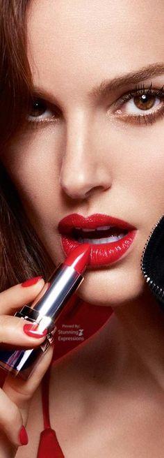 Natalie Portman for Dior