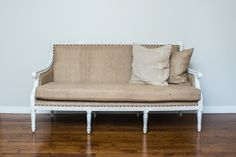 Isabelle French Sofa $350 (2) Outdoor Sofa, Outdoor Furniture, Outdoor Decor, French Sofa, Love Seat, Lounge, Couch, Home Decor, Airport Lounge