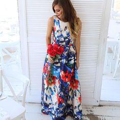 Midi Dress  🌹 fashion Dress
