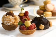 The Grand Astor Afternoon Tea