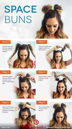 Check out our collection of easy hairstyles step by step diy. You will get hairstyles step by step tutorials, easy hairstyles quick lazy girl hair hacks, easy hairstyles step by step quick & easy hairstyles for work long lazy girl messy buns. 90s Hairstyles, Braided Hairstyles, Wedding Hairstyles, Two Buns Hairstyle, Hairstyle Ideas, Hairstyle Tutorials, Natural Hairstyles, Teenage Hairstyles, American Hairstyles
