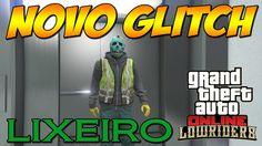 GTA V GLITCH - COMO OBTER O TRAJE RARO DO LIXEIRO - GTA 5 ONLINE