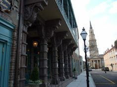 Dock Street Theater, Charleston