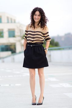 Alterations Needed - Skirts and Stripes
