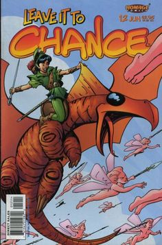 Paul Smith (born 4 September 1953 USA) is a comic book artist. Paul Smith (born 4 September 1953 USA) is a comic book artist. In addition to The Uncanny X-Men he is known for The Golden Age and for the young-adult comic Leave It to Chance which were both collaborations with writer James Robinson. At Comiclopedia  http://ift.tt/2gDAcMd At Wikipedia  http://ift.tt/1nwjEDZ In the GCD  http://ift.tt/2eCNdF0 (Smith created the cover of Leave It to Chance #12 June 1999)