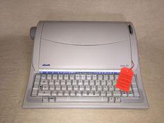 Elektronische Schreibmaschine Olivetti Linea 101 electronic typewriter