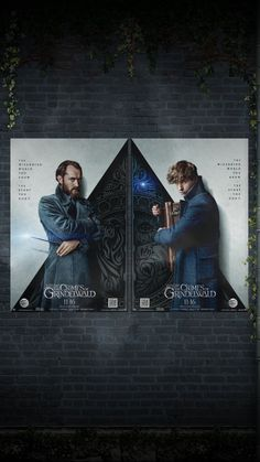 "has released exclusive new Dolby Cinema, RealD and IMAX posters for Fantastic Beasts: The Crimes of Grindelwald, which all ask one very big question: ""Who will change the future? Harry Potter Actors, Harry Potter Drawings, Harry Potter Universal, Fantastic Beasts Movie, Fantastic Beasts And Where, Fantastic Beast Quotes, Welcome To Hogwarts, Beast Creature, Crimes Of Grindelwald"
