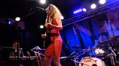 Ana Popovic - Can't you see what you're doing to me - LIVE PARIS 2014