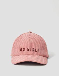 Pull Bear - mujer - accesorios - últimas novedades - gorra lavada ... b77da5e503e