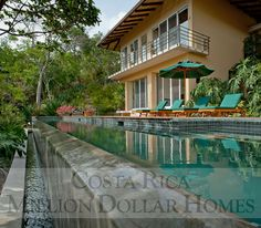 Balinese Modern style architecture house in Villa Real