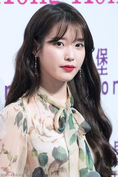 Kpop Girl Groups, Kpop Girls, Divas, Asian Eye Makeup, Korean Celebrities, Celebs, Korean Actresses, Pretty Hairstyles, Iu Hairstyle