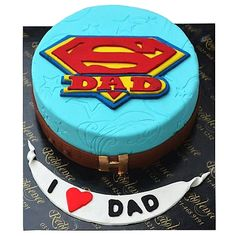 cake ideas for dad birthday Dad Cake, 50th Cake, Cake Boss, Fathers Day Cupcakes, Fathers Day Cake, Dad Birthday Cakes, Daddy Birthday, Birthday Crafts, Barcelona Cake