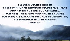 Daniel 6:26 eCard - Free Facebook eCards Greeting Cards Online
