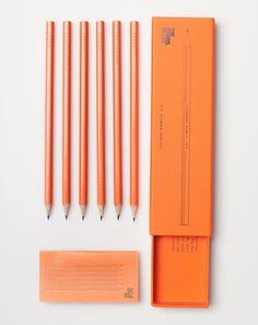 The School of Life Literary Pencil Set
