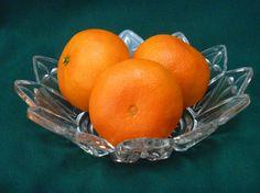 Federal Glass Salad Dessert Bowls | Set Six Pedal Pattern 2829