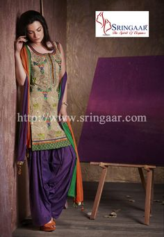 http://www.sringaar.com/buy/salwar-kameez-dupatta.aspx - SRINGAAR is the Brand Name of salwar kameez dupatta, Sringaar.com give a special eye to the designs and colors of the sarees, salwar, lehenga with a sense for fashion and style, we deliver it right at your address all over world.
