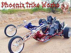 "Phoenix Trike Works ""Desert Heat"""