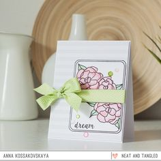 Neat and Tangled: May Release Day Introducing Gardenia Blooms Journaling Card + Die + Giveaway Neat And Tangled, Pocket Scrapbooking, Flower Power, Giveaway, Craft Projects, Bloom, Paper Crafts, Creative, Floral