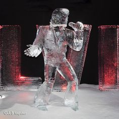 Elvis on Ice Darth Vader, Ice, Ice Cream