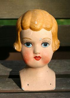 Old Finnish doll
