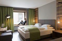 Stadthotel brunner, Schladming, Austria: A boutique hotel for body, mind & soul - LIFESTYLEHOTELS Spiritual Wellness, Wellness Spa, Das Hotel, Hotel S, Design Hotel, Yoga Hotel, Eco Label, Simple Elegance, A Boutique