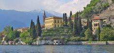Villa Cipressi | Varenna #lakecomoville