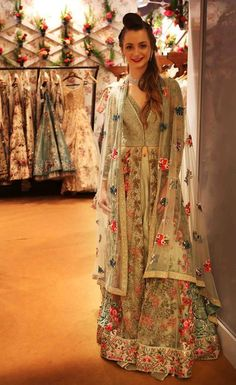 Throwback to the Vogue Wedding Show: whether you wear this to your sister's…