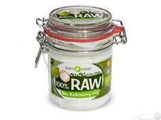 RAW kokosový olej 300 ml - BIO a prírodná kozmetika