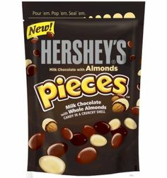 Le format de hershey'sle plus petit mais qui démultiplie le plaisir gourmand à l'infini. Des petites dragéesenrobées d'un fin chocolat au ...