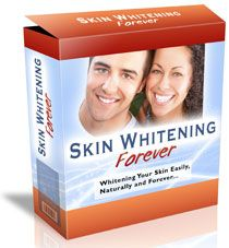 """How to Whiten Your Skin  Naturally - 100% Guarantee!""     I will show you how to Whitening Your Skin permanently in just days the natural way and helped thousands of people do the same."