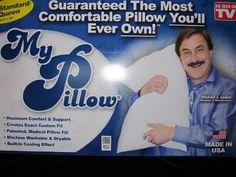 Pillow 18.5 x 28 MyPillow Inc http://www.amazon.com/dp/B00990J620/ref=cm_sw_r_pi_dp_cT6.wb02DDR6B 14 each