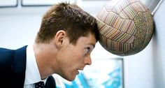 Paul Smith Launches Limited Edition Printed Football · Selectism