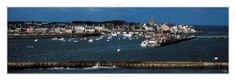 Le port de Roscoff - Finistère - Bretagne