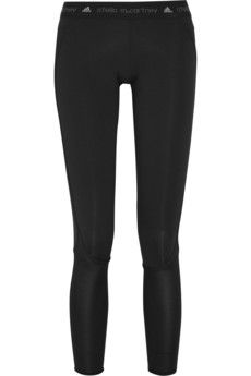 Adidas by Stella McCartney Run Climalite® stretch leggings | NET-A-PORTER