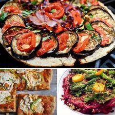 Hello Weekend: 6 Healthy Pizza Recipes via FitSugar