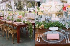 Chip and Erin Ford Plantation Wedding | Landon Jacob Photography